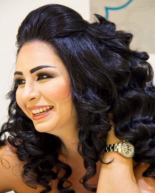 hair styling abu dhabi